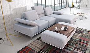 corner sofa with everyday sleeping function