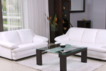 stylish set of furniture for the living room. 3