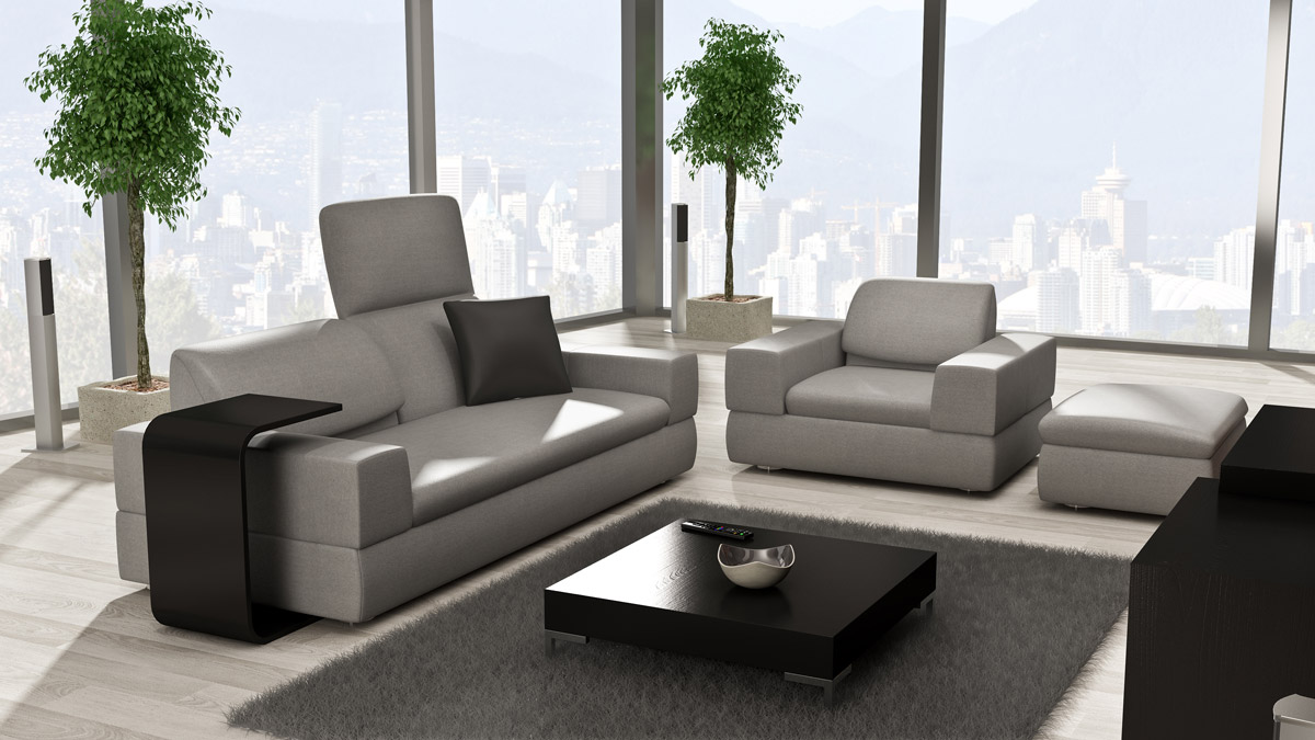 Domino upholstered set