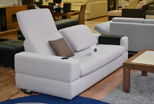 2-seater sofa, very modern - furniture store poland