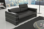 Exclusive sofa 210 cm with pocket springs