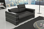 Modern sofa with pocket seat  180 cm