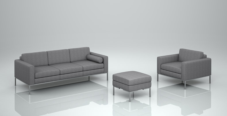 Simple Martinelli Sofa For Small Living Room - Trendy sofas