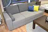 Sofa with sleeping function