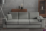 Veleno - retro stylized sofa