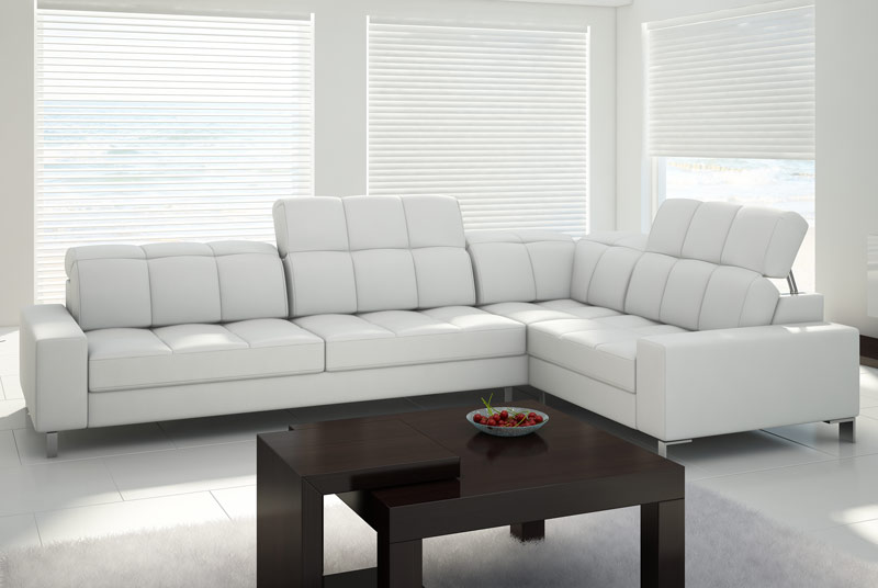235 X 152 Cm Italian Corner Sofa 272 197 Variant D