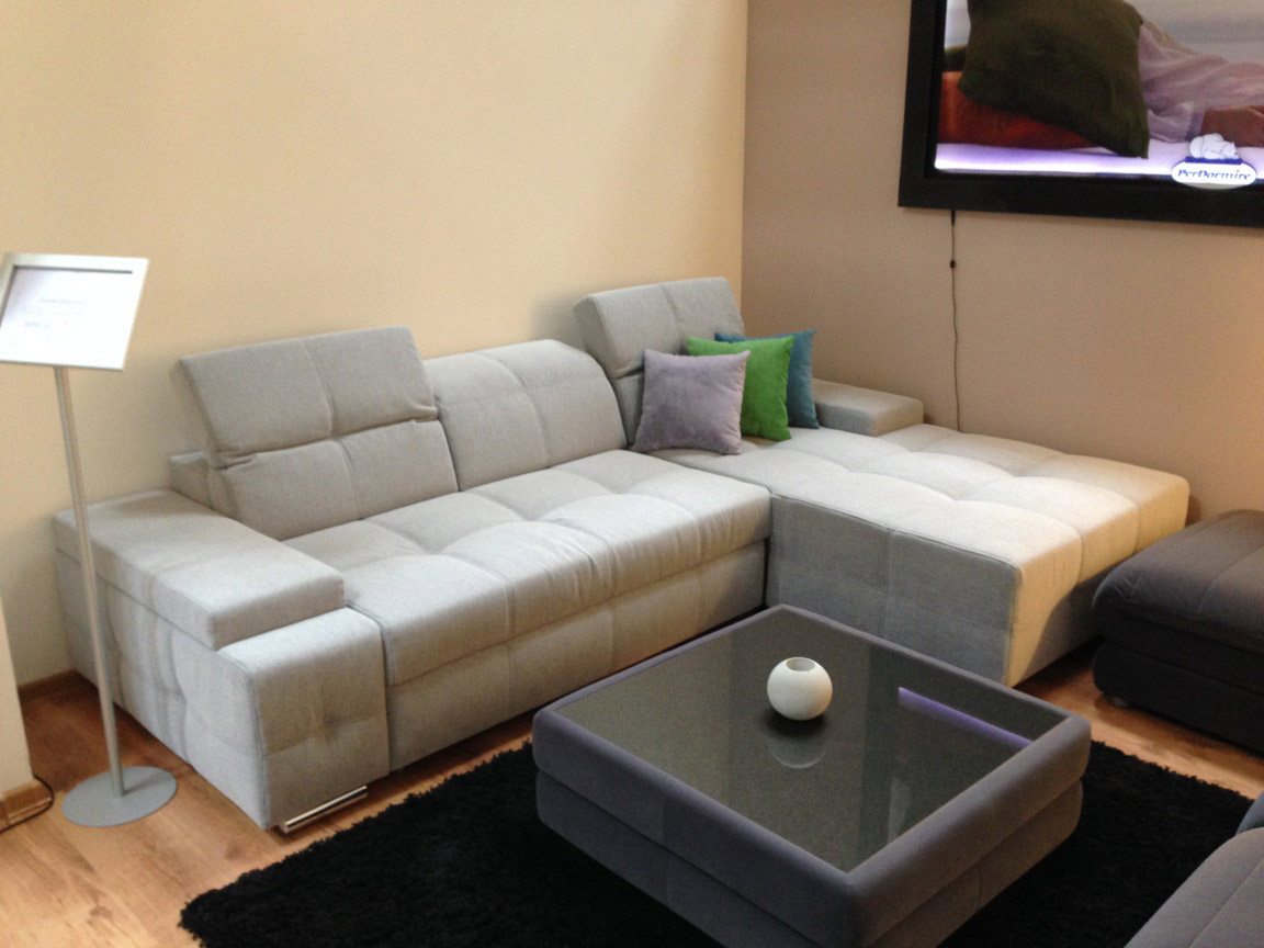 Exclusive montenegro corner sofa comfortable furniture for Exclusive sofa