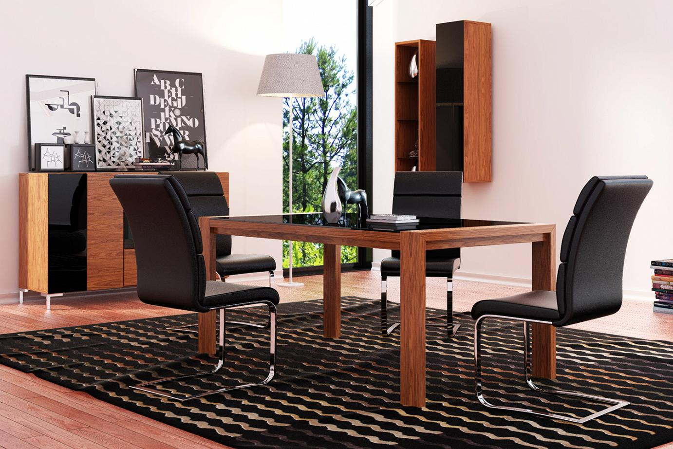 Exclusive folding table Kolonia 180 cm
