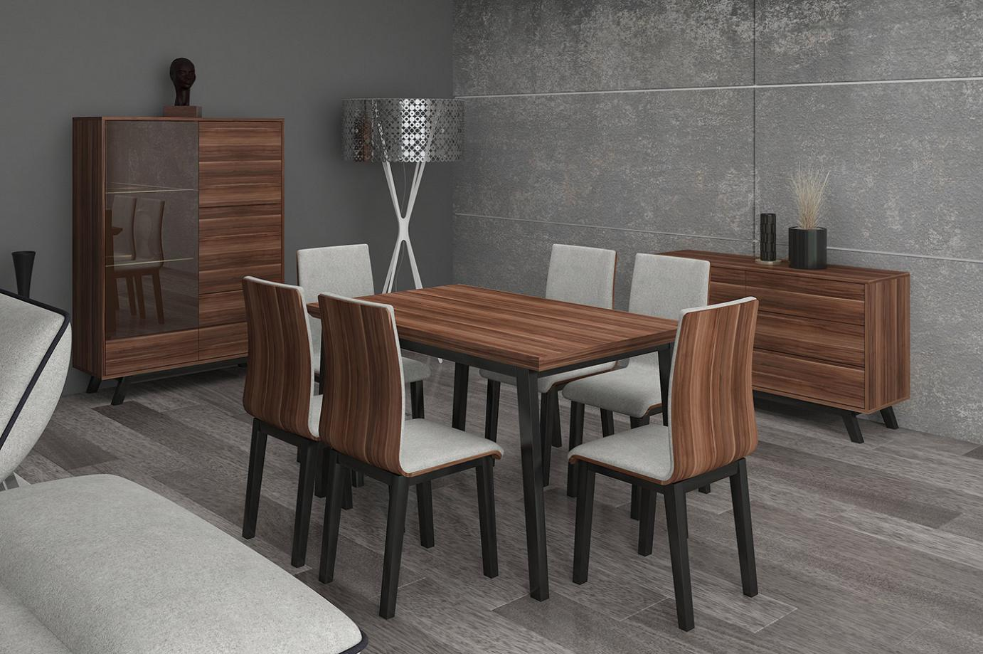 stylized table for the living room