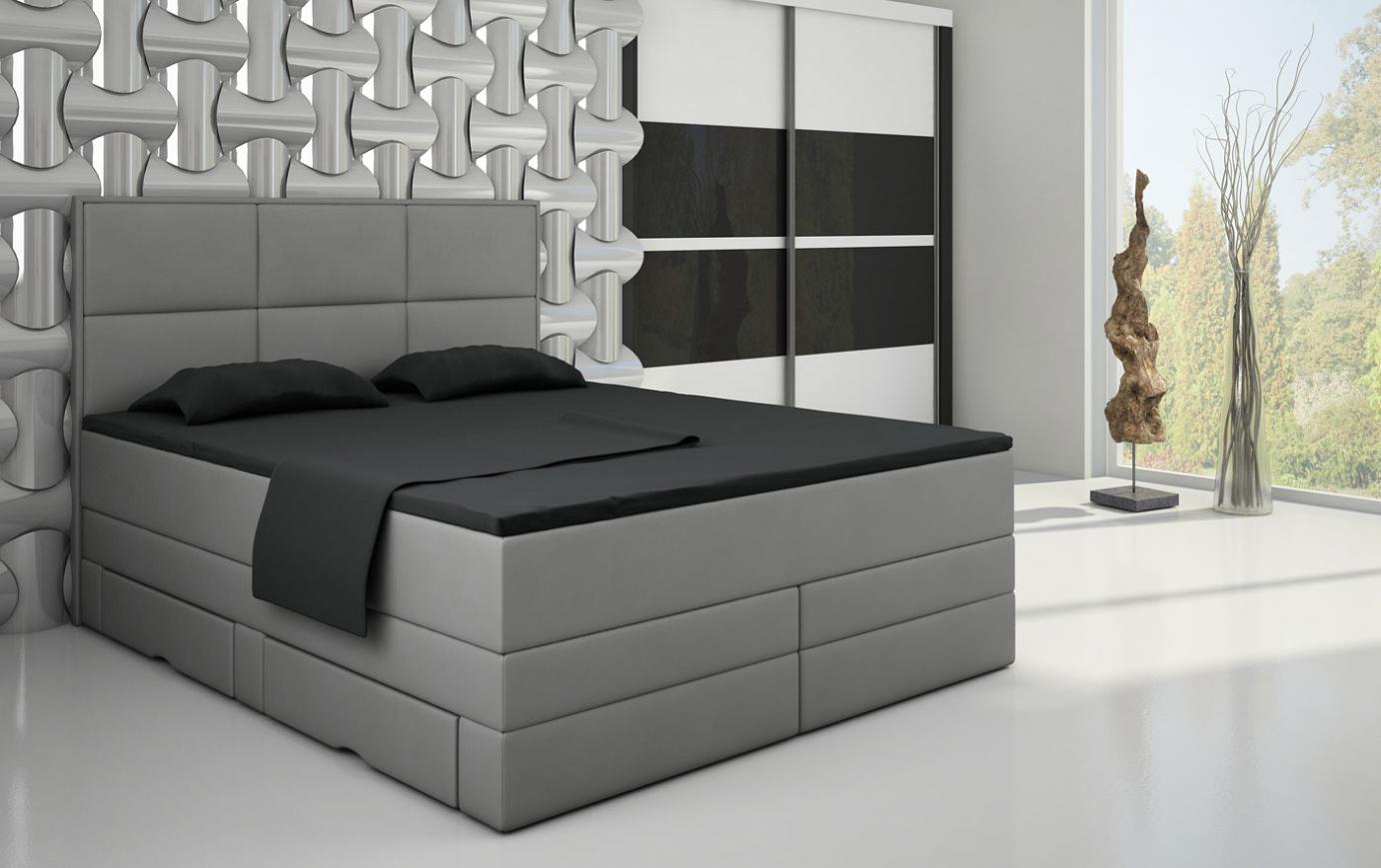 exclusive continental bed