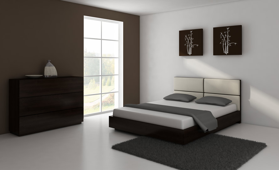 New Fashion Furniture Collection Original Custom Sized Bed